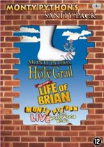 Life Of Brian/Monty Python Live/Holy Grail
