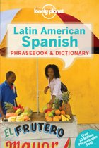 Omslag van 'Lonely Planet Latin American Spanish Phrasebook & Dictionary'