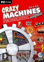 Crazy machines 1.0 +1.5 - Windows