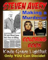 The Steven Avery Coloring Book