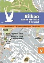 Dominicus stad-in-kaart - Bilbao en San Sebastian in kaart