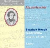The Romantic Piano Concerto Vol 17 - Mendelssohn / Hough