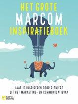 Het grote marcom inspiratieboek