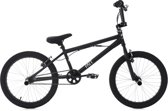 Ks Cycling Fiets KS Cycling BMX-fiets 20'' freestyle-BMX Fatt zwart - 26 cm