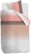Beddinghouse Mare - Dekbedovertrek - Eenpersoons - 140x200/220 cm - Nude