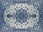 Vinyl Vloerkleed  Persia, Perzisch tapijt blauw   140x195cm