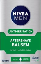 3x NIVEA MEN Extreme Comfort Aftershave Balsem - 3x 100 ml