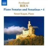 Ries: Piano Sonatas 4