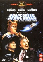 DVD cover van Spaceballs