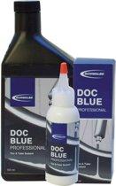 Schwalbe Doc Blue Professional - Bandenreparatiekit - 500 ml