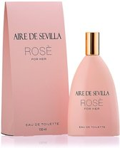 Indasec Aire De Sevilla Rose Eau De Toilette Spray 150ml