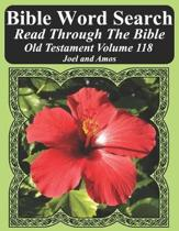 Bible Word Search Read Through the Bible Old Testament Volume 118