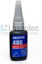 Snellijm Loctite 480 a500gr