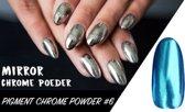 Mirror Chrome Powder - Nagel Poeder Pigment #6