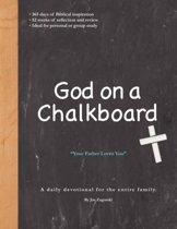 God on a Chalkboard