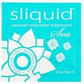 Naturals Sea Glijmiddel Kussen 5 ml Sliquid 1132