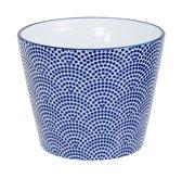 Tokyo Design Studio Nippon Blue kop - 8.3x6.5cm - 180ml - Dots