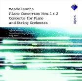 Mendelssohn : Piano Concertos nos 1 & 2 etc / Katsaris, Masur et al