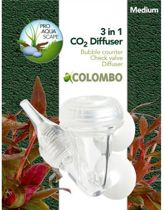 Colombo CO2 diffusor 3 in 1 medium