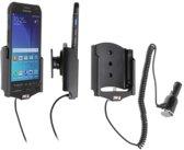 Brodit actieve houder roterend met sigarettenplug voor Samsung Galaxy S6 Active