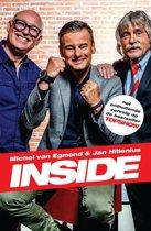 Boek cover Inside van Michel van Egmond (Paperback)