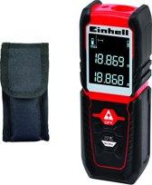 Einhell TC-LD 25 Afstandmeter - Meetbereik: tot 25 m - Inclusief opberghoes - Te gebruiken met Einhell Driepoot statief