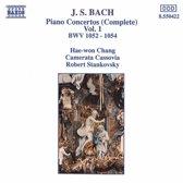 Bach: Complete Piano Concertos Vol 1 / Hae-won Chang
