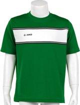 Jako T - Sportshirt - Kinderen - Maat 116 - Sport Green;White