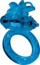 ToyJoy Flutter-Ring - Cockring - Blauw