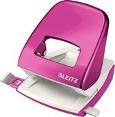 Leitz WOW Perforator 5008 NeXXt - roze metallic