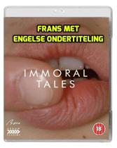 Contes Immoraux (Immoral Tales) 1974 (Blu-ray + DVD) (English subtitled)