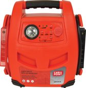 Carpoint draagbare Jumpstarter 2in1 Met Led-Lamp  12 volt -17AH  900A