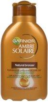 Garnier Ambre Solaire Natural Bronzer Zelfbruinende Melk - 150 ml - Zelfbruiner melk | Gezichtsbruiner | Zelfbruiner | Zelfbruiners