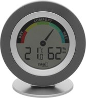 TFA digitale thermo hygrometer - rond