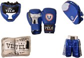 AA Products - Pro Boksen Trainig Set - Boxing Set - Pro Series - Blauw