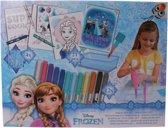 Slammer Spraypen-set Frozen 21-delig