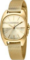 Esprit ES1L038M0095 horloge dames - goud - edelstaal doublé