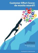 Thema's en inzichten in klantinteractie 13 - Customer Effort Score