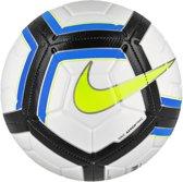 Nike VoetbalKinderen en volwassenen - wit/zwart/blauw/geel