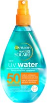 Garnier Ambre Solaire Uv Water zonnebrandspray - Waterbestendig - 150 ml