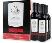 Gallo Family Vineyards Cabernet Sauvignon - 6x 75cl (Doos)