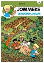 Jommeke 016 - De Gouden Jaguar