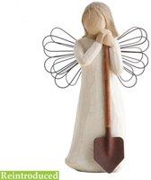 Willow Tree: Angel of the Garden: Prachtig beeldje van polyresin: Beelden & Figuren