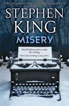 Boek cover Misery van Stephen King (Paperback)