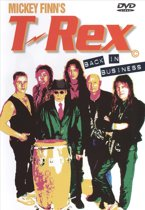 Mickey Finn'S T - Rex Back In Business (dvd)