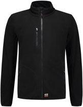 Tricorp 301012 Sweatvest Fleece Luxe Zwart maat L