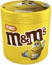 M&M's Pinda - Hersluitbaar potje - 100 gram + 2 navulbags x 200 gram