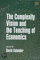 The Complexity Vision and the Teaching of Economics