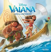 Disney - Vaiana - Lees- en luisterboek - Ideaal voor op reis