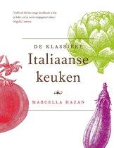 Boek cover De klassieke Italiaanse keuken van Marcella Hazan (Onbekend)